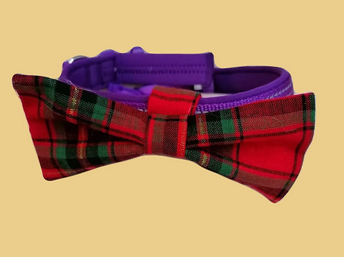 All About Tartan Bow Tie