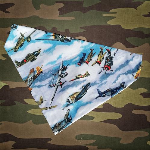 War Plane Bandana