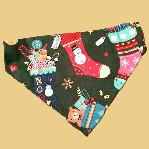 Christmas Stocking Bandana