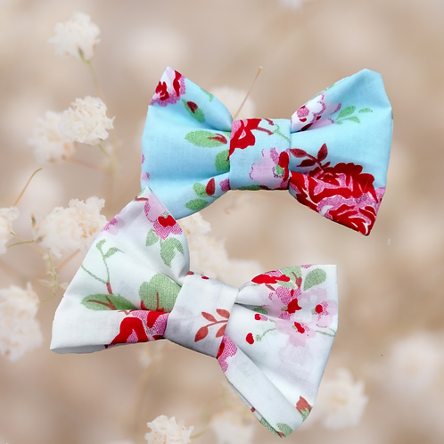 Just Floral bow