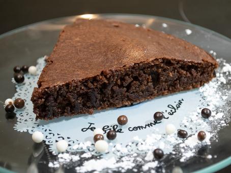 Gâteau Express au Chocolat sans œufs