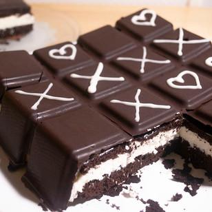 Gâteau Kinder Délice Géant