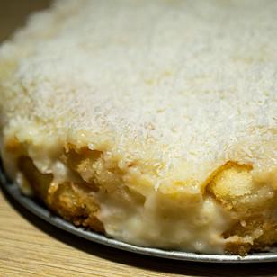 Gâteau à la noix de coco (sans cuisson)