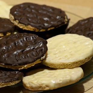 Biscuits Granola Fait Maison