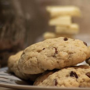 Cookies moelleux Chocolat Blanc Amandes