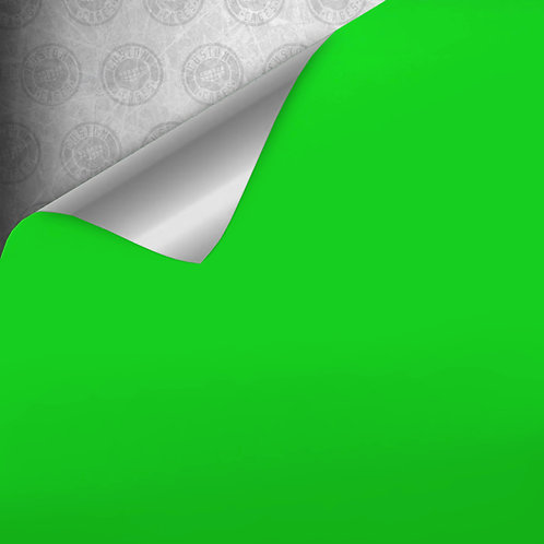 LIME GREEN - Goalie Pad Vinyl Wrap