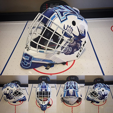 Custom goalie mask design and vinyl decal kits web stat real time traffic stats for your web site 1107238wix591389 maxwellsz
