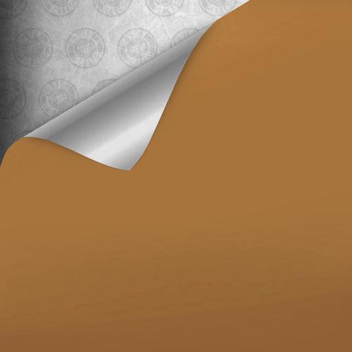 RETRO BROWN - Goalie Pad Vinyl Wrap