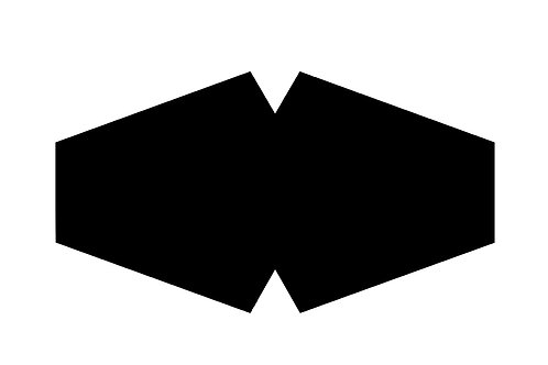 Adult FACEMASK Template
