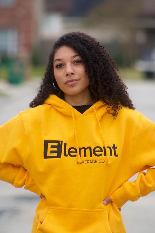 Original Yellow Element Hoodie