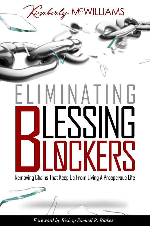 Eliminating Blessing Blockers - Hard Copy