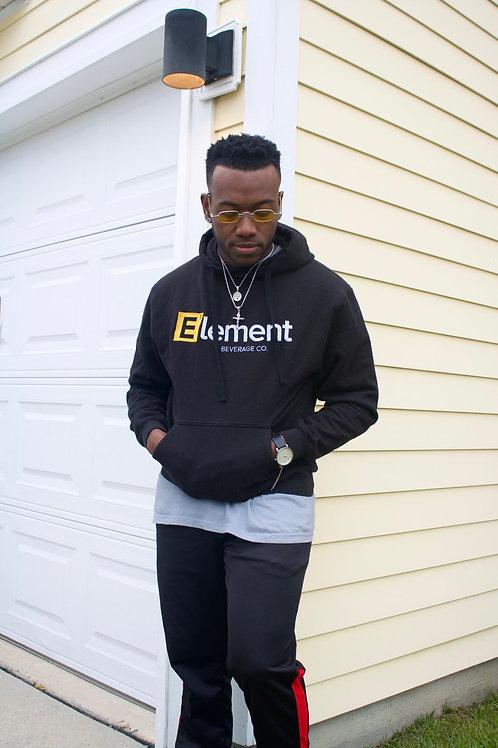 Original Black Element Hoodie