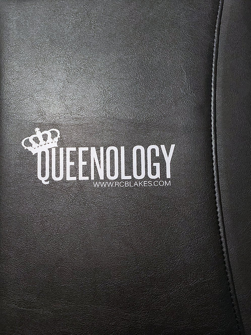 Queenology Padfolio & Ink Set