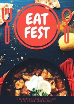2017 Eat Fest Flyer Front