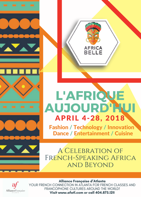Africa Belle Main Flyer
