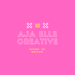 Aja Elle Creative Logo