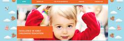 Feya Daycare Website