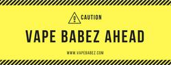 Vape Babez Facebook Banner