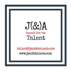 J(&)A Talent Logo