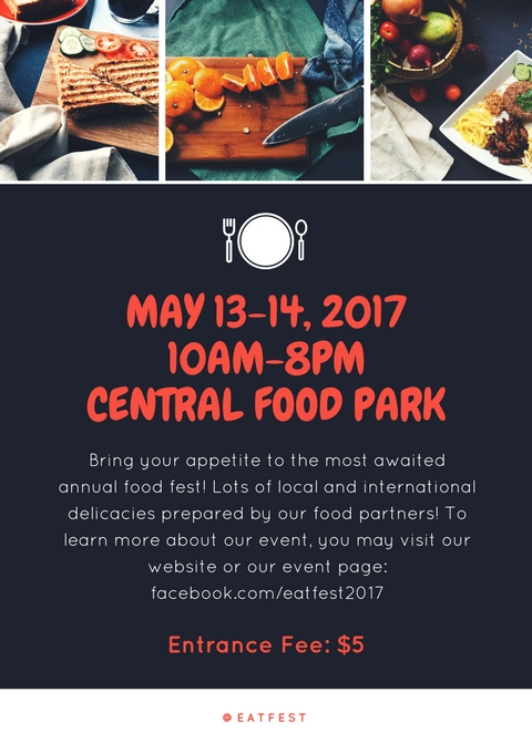 2017 Eat Fest Flyer Back