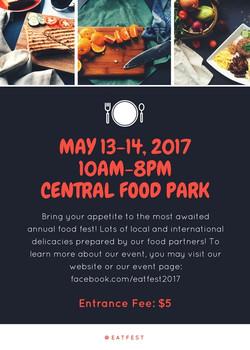 2017 Eat Fest Flyer Back