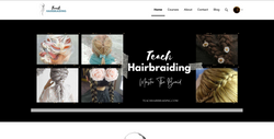 Teach Hairbraiding Website