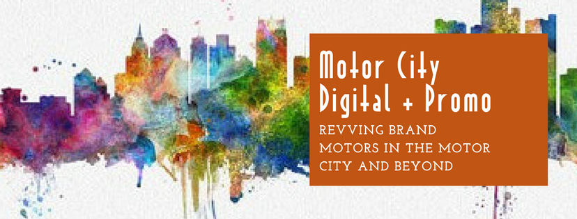 Motor City Digital + Promo FB Banner