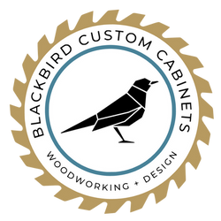 Blackbird Custom Cabinets Logo