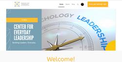 Center for Everyday Leadership Website