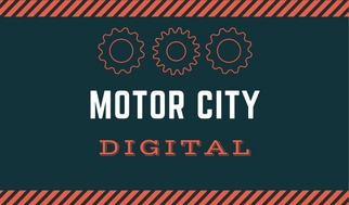 Motor City Digital Card (front)