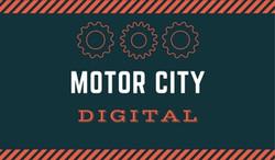 Motor City Digital Card (front)