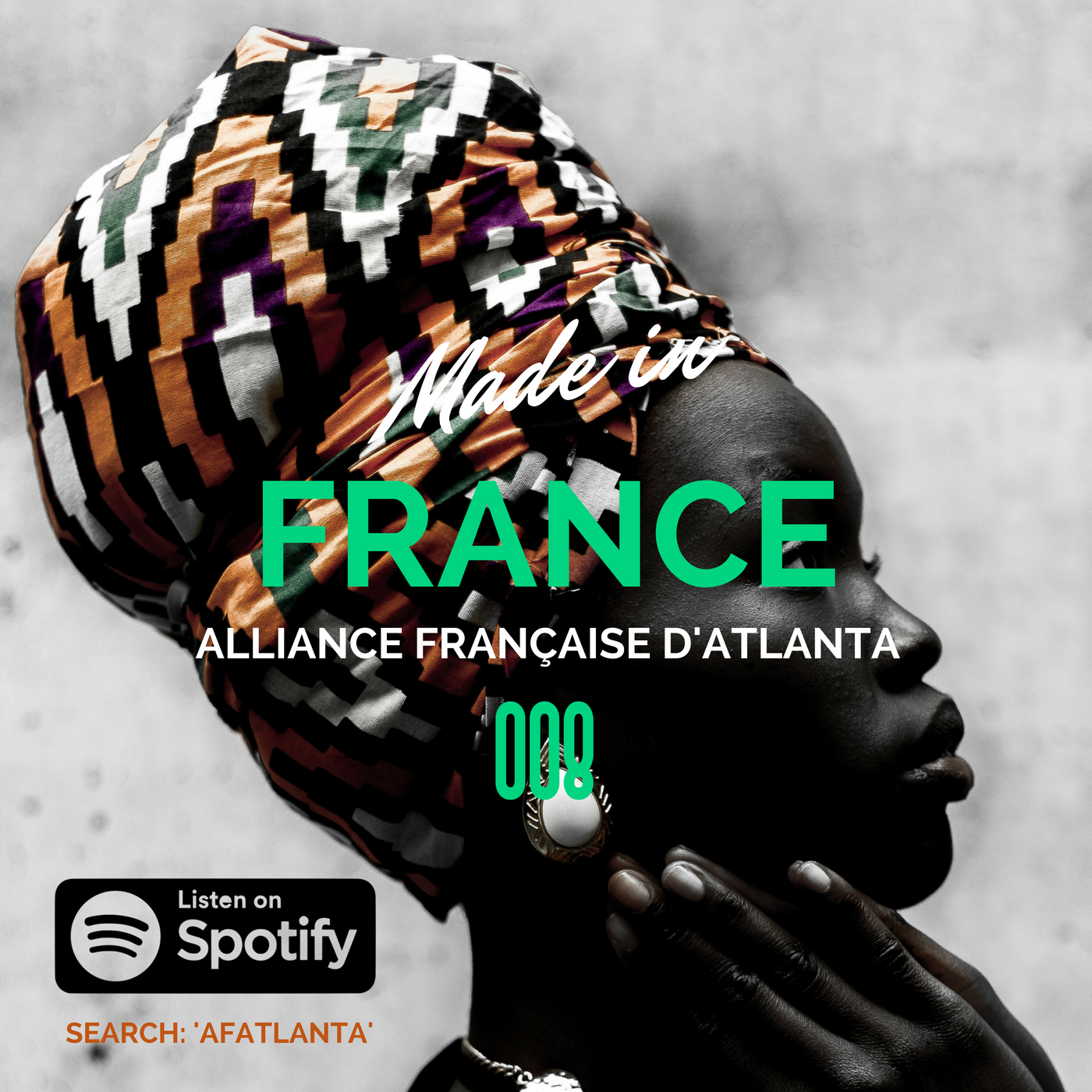 Made in France Spotify April 2018