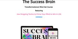 Success Brain Landing Page