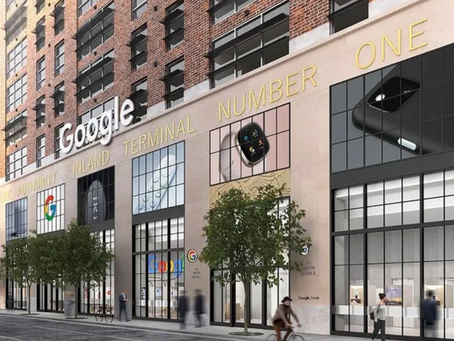 Google Is Opening Permanent Store In NYC