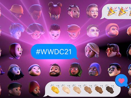 Apple announces WWDC 2021