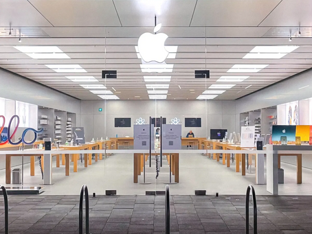 Apple Stores Now Offer Walk-in Shopping