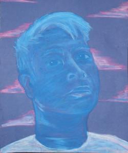 """Christian Banez- """"Blue Boy"""""""