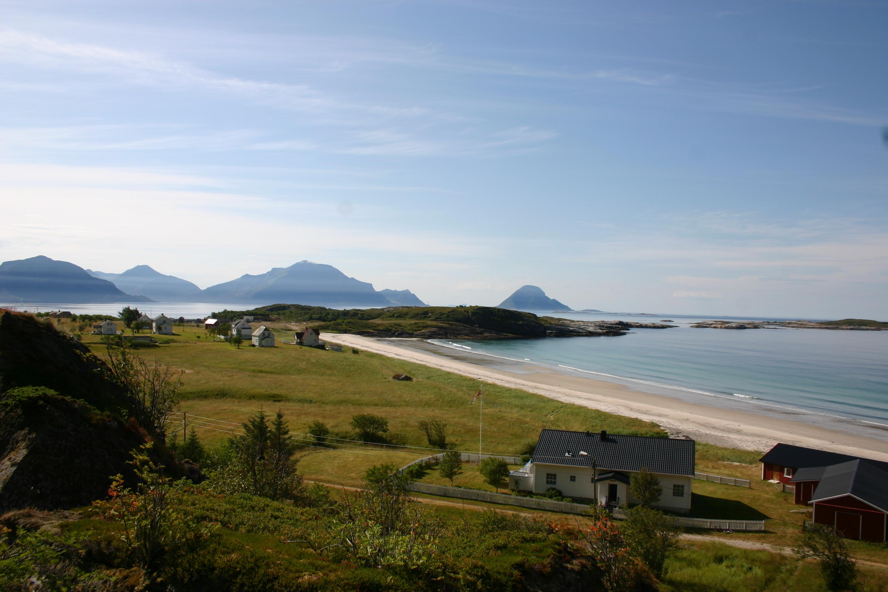 Magiske bilder fra Sørfugløy