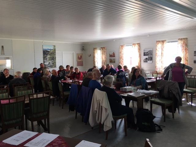 Årsmøtet 2017
