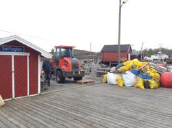 Søppelrydding våren 2016