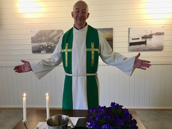 Gudstjeneste Sørfugløy 2018
