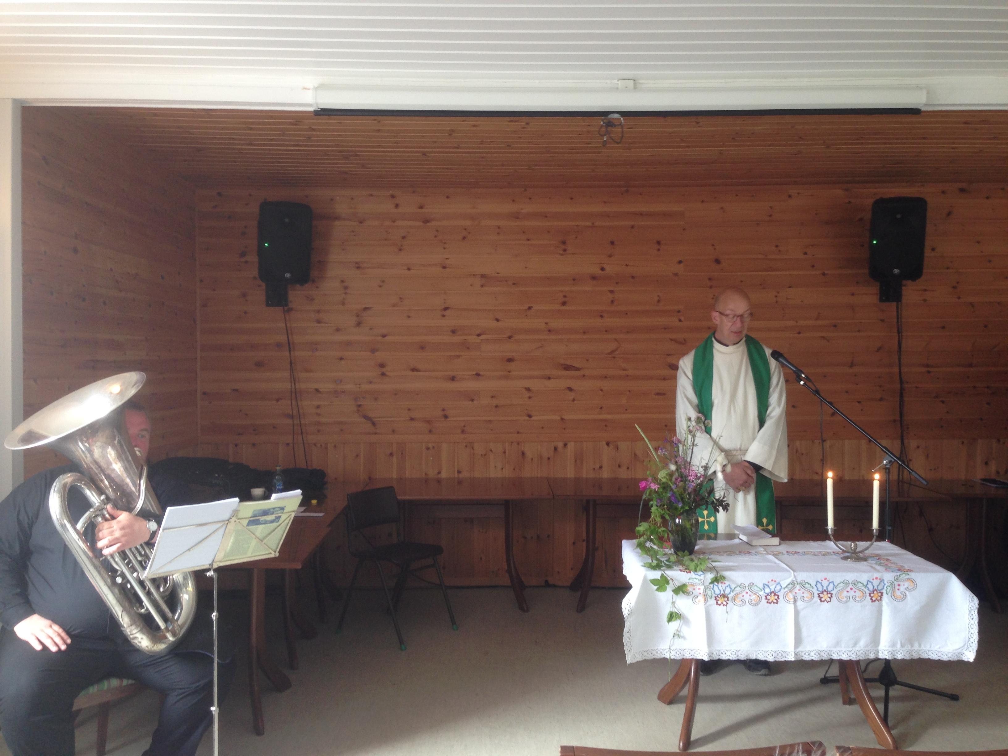 Gudstjenesten 2016 Sørfugløy