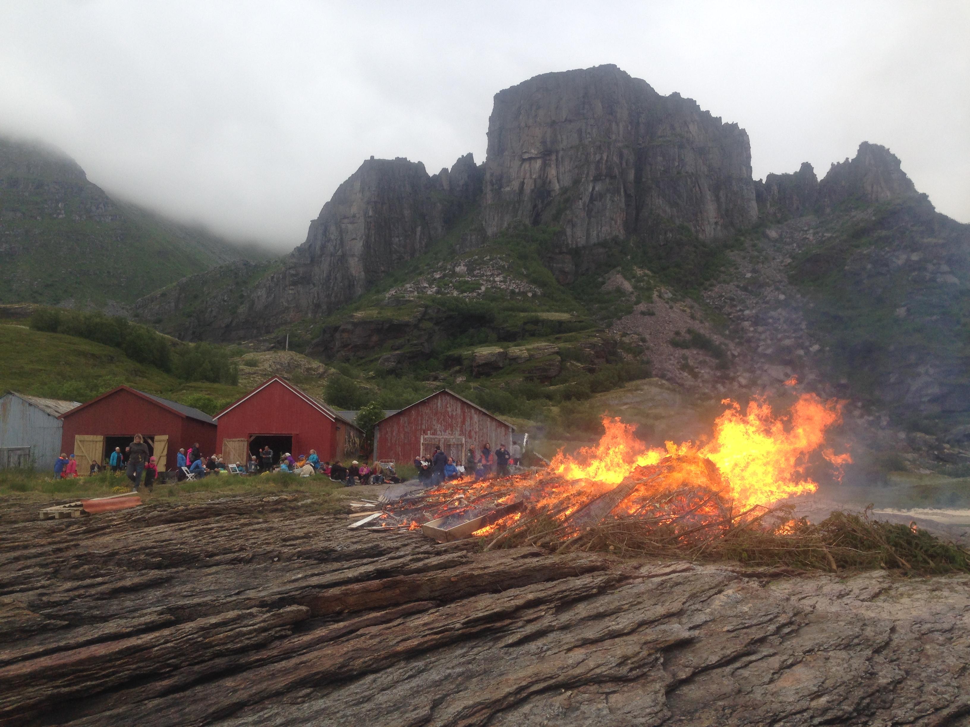 St.Hans på Sørfugløy 2016