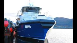 Her er den nye hurtigbåten FEMRIS