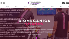 Biomecanica Ciclismo