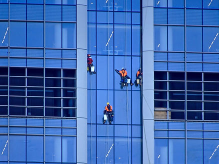 commercial pressure washing for businesses, centered in fairfax virginia
