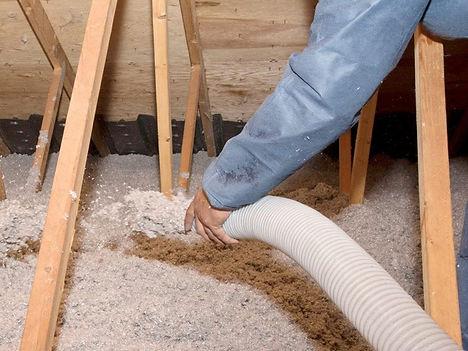 washington dc house needs Cellulose Insulation