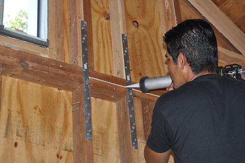 hire air sealing contractors in Washington DC