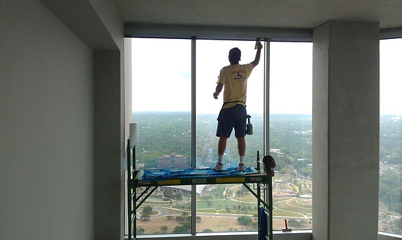 office glass window tinting in Bethesda Maryland