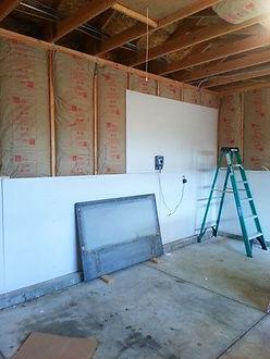 insulate a garage in Washington DC